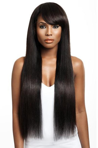 STRAIGHT VIRGIN PERUVIAN HAIR EXTENSIONS