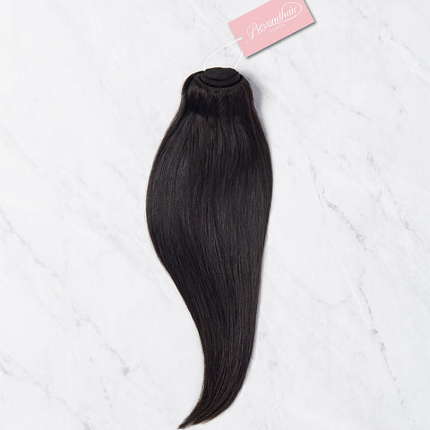 straight brazilian hair weave product image