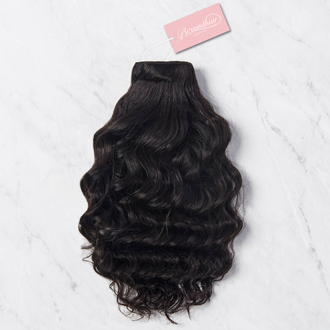 WAVY VIRGIN BRAZILIAN HAIR EXTENSIONS
