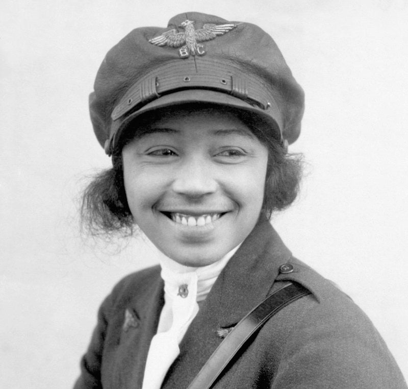 Bessie Coleman 