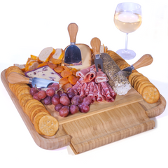 5 Tips to Creating The Perfect Cheese Platter