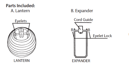 Parts Included Image