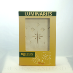 Luminary Bags Set of 24 for Flameless Tea Lights