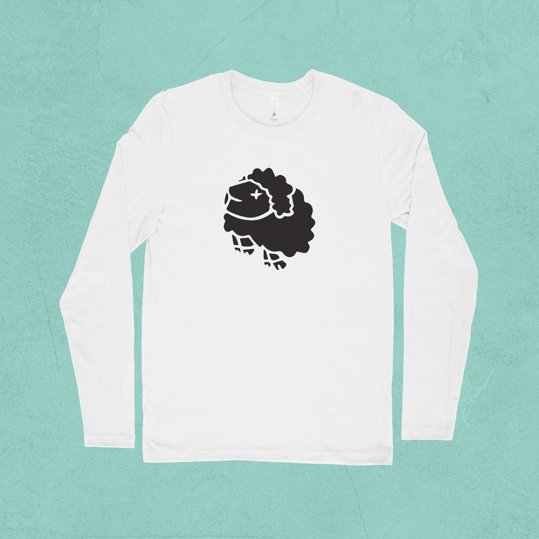 MrSuicideSheep Long-Sleeved Shirt