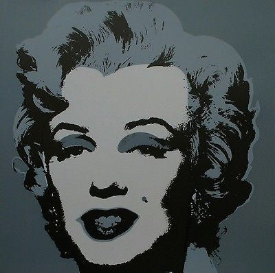 Marilyn #24 (Sunday B. Morning), Silkscreen, Andy Warhol - Fine Artwork