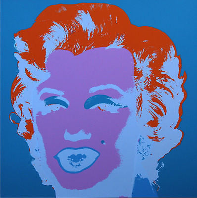 Marilyn #29 (Sunday B. Morning), Silkscreen, Andy Warhol - Fine Artwork