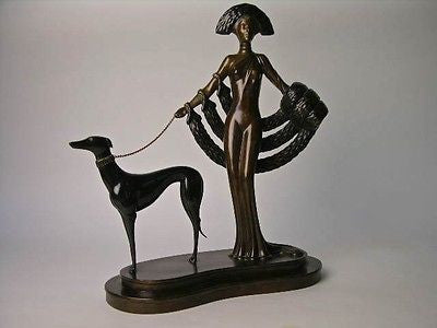 Elegance (Bronze), Ltd Ed, Erté - Fine Artwork