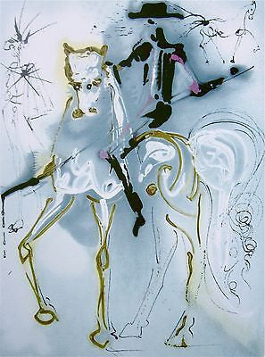 Le Picador, Ltd Ed Offset Lithograph, Salvador Dali - Fine Artwork