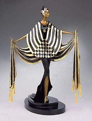 Opening Night (Bronze), Limited Edition Sculpture, Erte - Fine Artwork