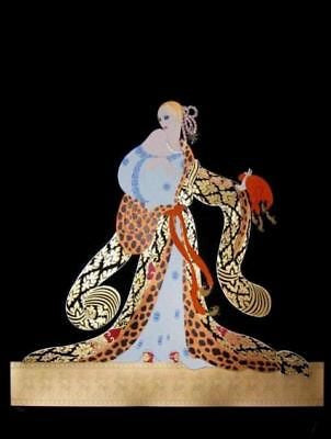 Rigoletto, Ltd Ed Silk-screen, Erté - Fine Artwork