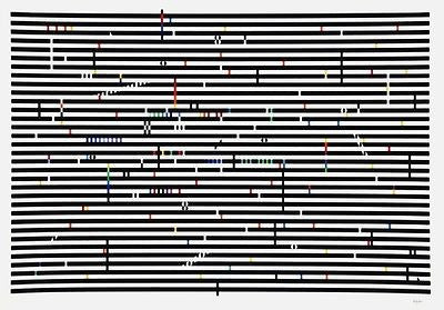 Double Metamorphosis IV, Ltd Ed Silk-screen, Yaacov Agam - Fine Artwork