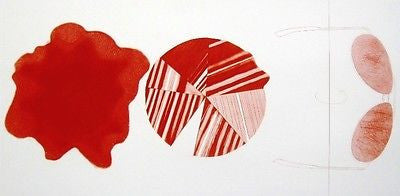 Federal Spending (State 2), Ltd Ed Etching & Aquatint, James Rosenquist - Fine Artwork