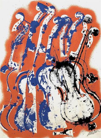 Parade, 1978 Limited Edition Silkscreen, ARMAN - Fine Artwork