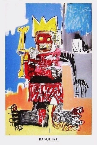 Untitled (1982) - Jean-Michel Basquiat - Fine Artwork
