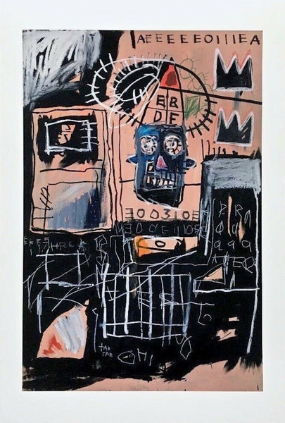 Untitled (Loans), Giclee, Jean-Michel Basquiat