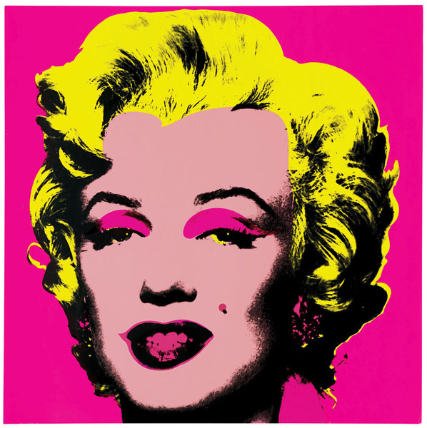 Marilyn #31 (Sunday B. Morning) - Andy Warhol - Fine Artwork