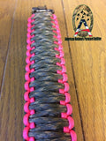 Adjustable Gun Sling - K&M Custom Paracord  - 4