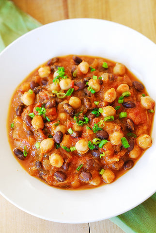 garbanzo bean chili