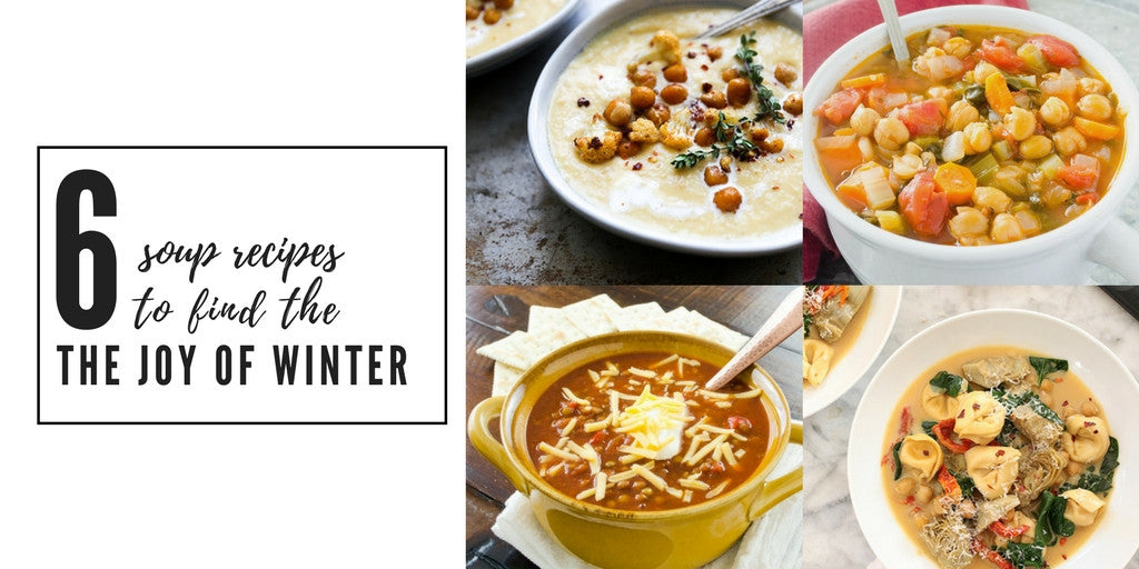 soups for winter garbanzo beans recipes