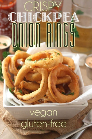 crispy onion ring recipe