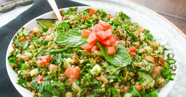tabouli recipe salad