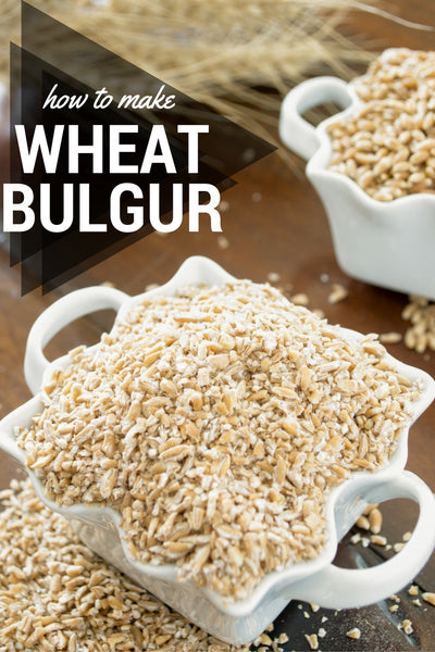 wheat bulgur