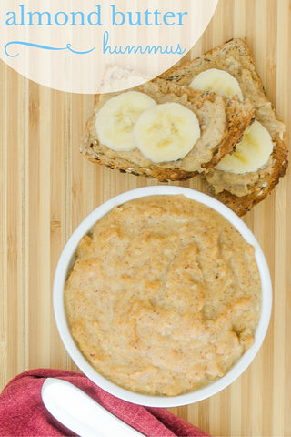 almond butter hummus