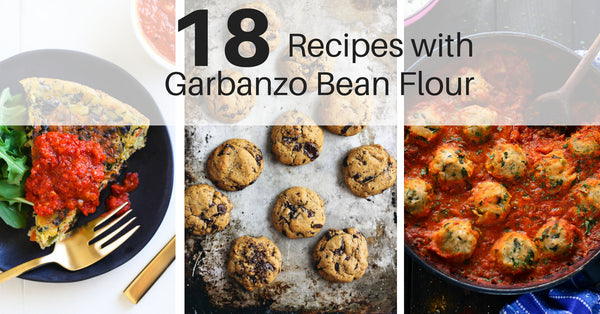 garbanzo bean flour recipes