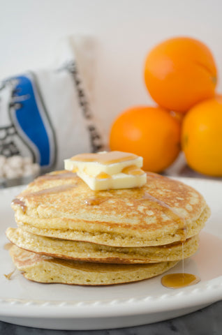 recipe for gluten free pancakes