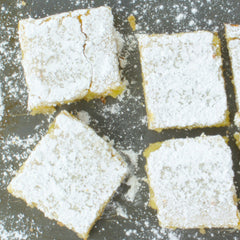 lemon bar recipes