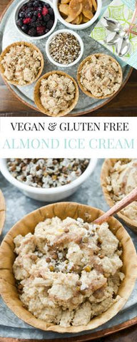 vegan almond recipe