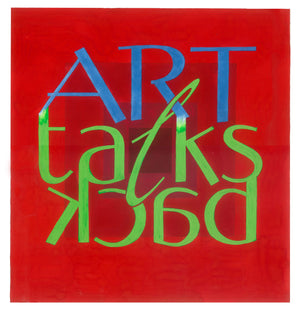 ART TALKS BACK -  a new experience of the gallery