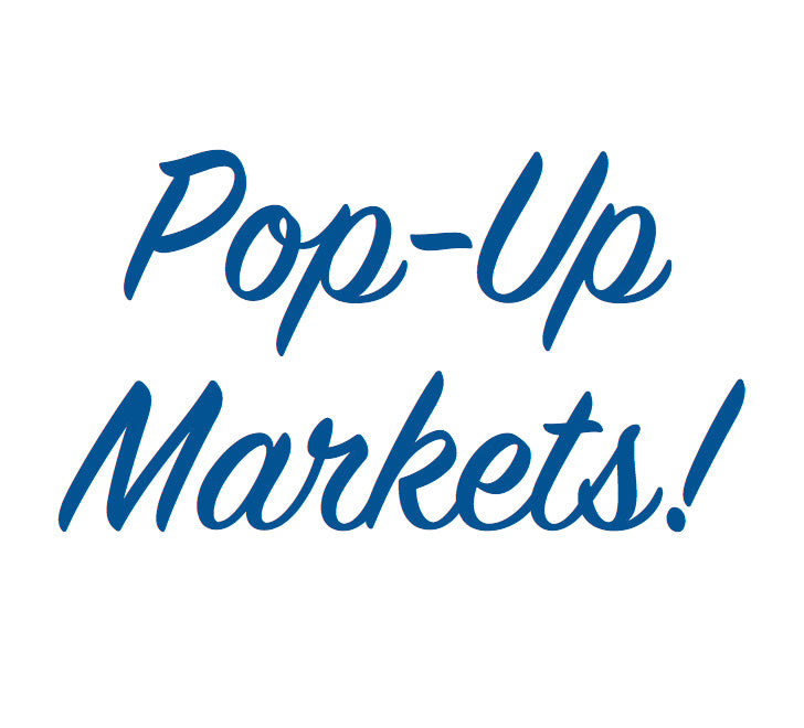 Upcoming Pop-Up Markets, Oh Joy!