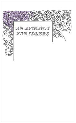 Great Ideas - An Apology for Idlers
