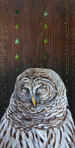 Owl Octet: Barred Owl