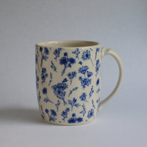 Tall Porcelain Mug 20-109