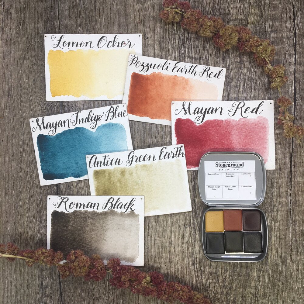Autumn Palette - S