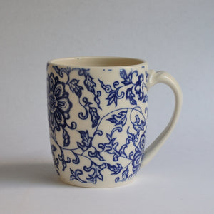 Tall Porcelain Mug 20-110