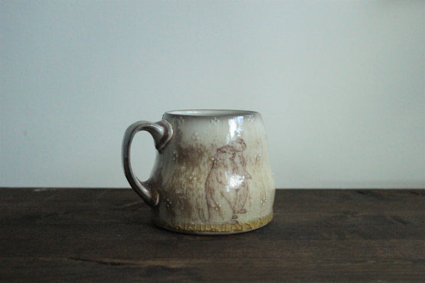China Painted Small Mug