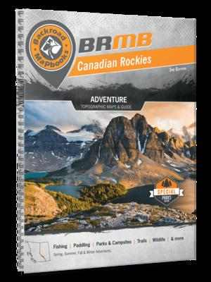 Backroad Mapbook: Canadian Rockies