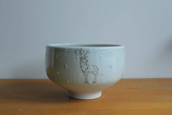 Decal Bowl - Elk