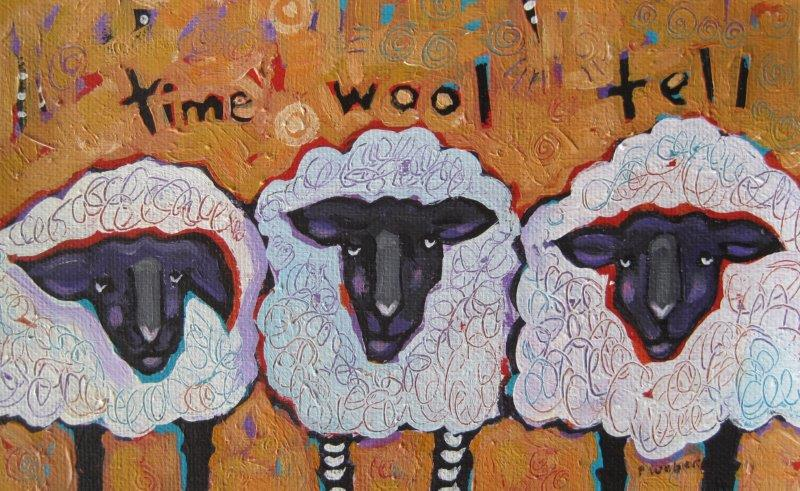 Time Wool Tell