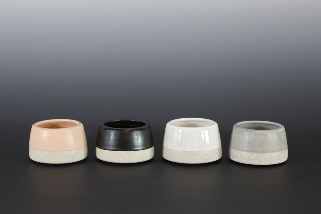 Sake cups set of 4