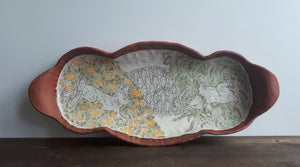 Rabbit Serving Tray