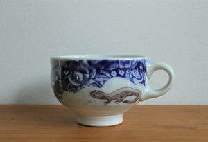 China Painted Mug