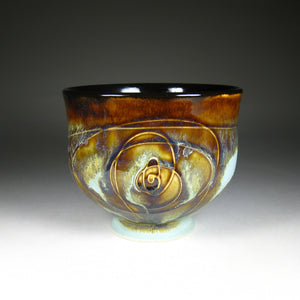 Large Footed Bowl