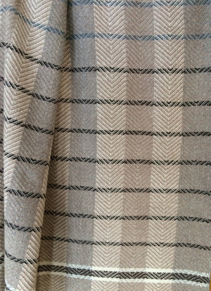 Cariboo Handwoven Blanket 308A