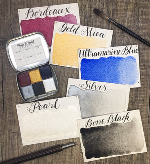 Calligraphy Palette - S
