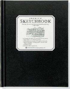 Sketchbook, large