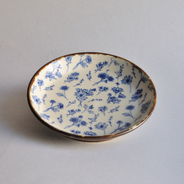 Small Porcelain Dish 20-256